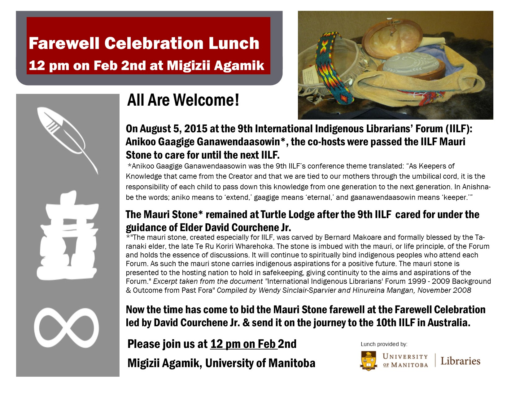 University of Manitoba - Indigenous Connect - Past events