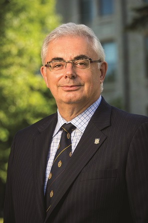 Dr. David Barnard, President, University of Manitoba
