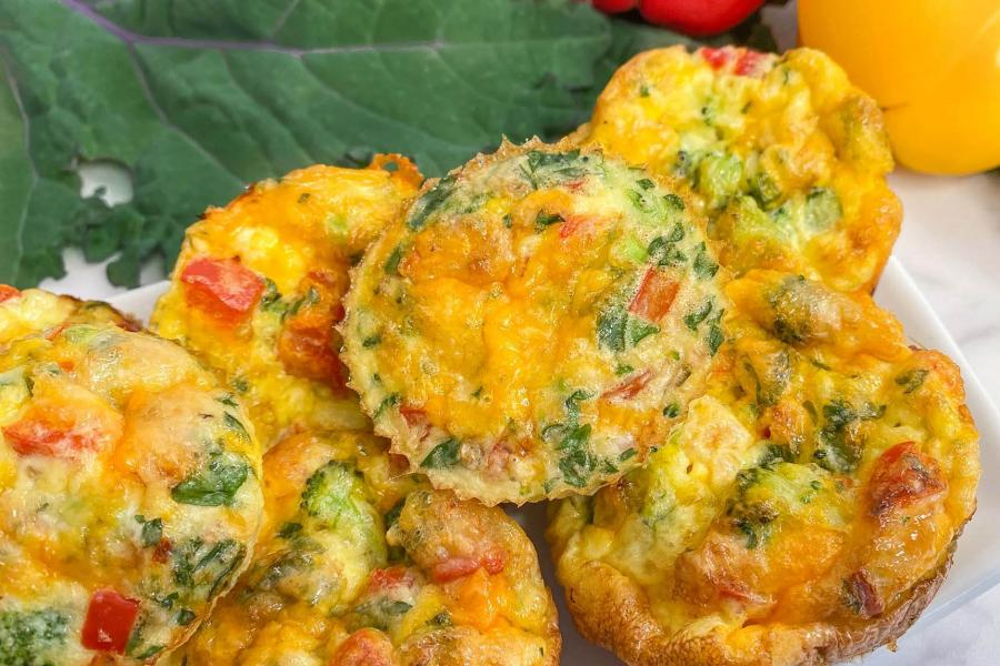 MAKE Recipe Egg Frittatas