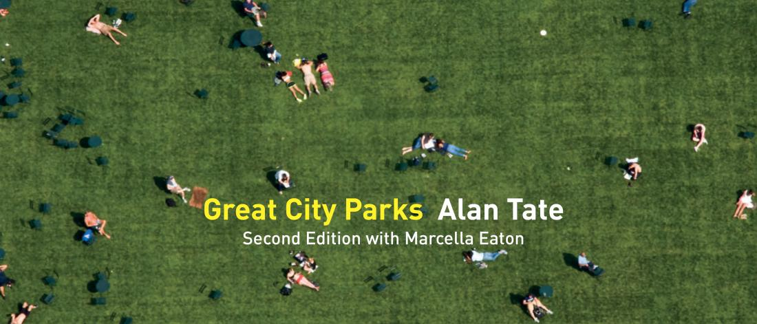Great City Parks book cover