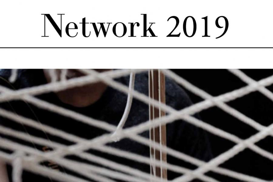Cover of the Network 2019 publication.