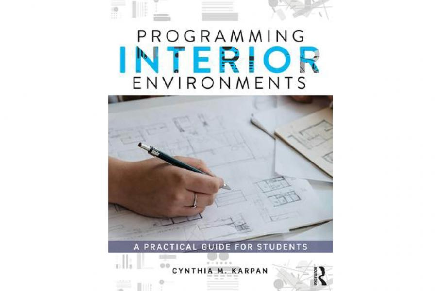 A cover of Programming Interior Environments.