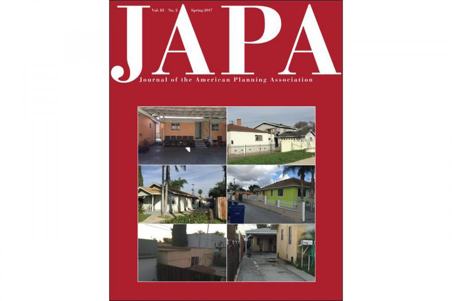 JAPA book cover