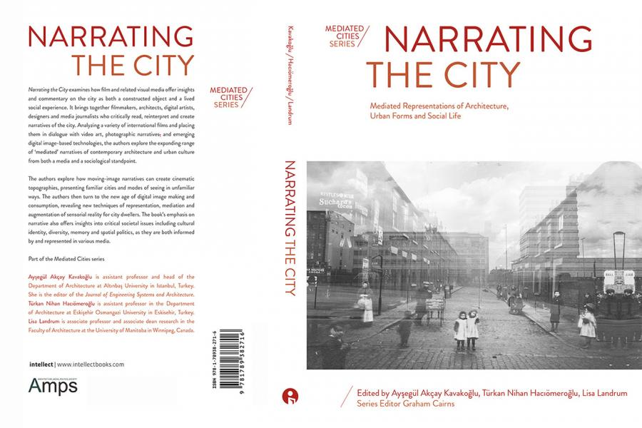 Narrating The City book cover