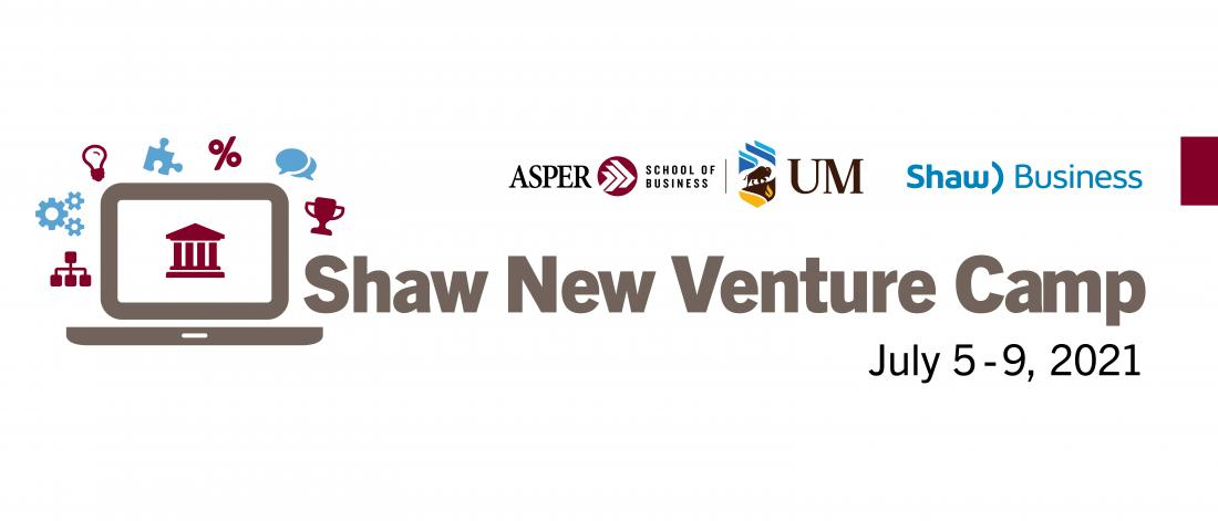 Shaw New Venture Camp 2021.