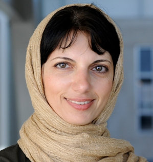 photo of Dr. Zahra Moussavi, Director, BME
