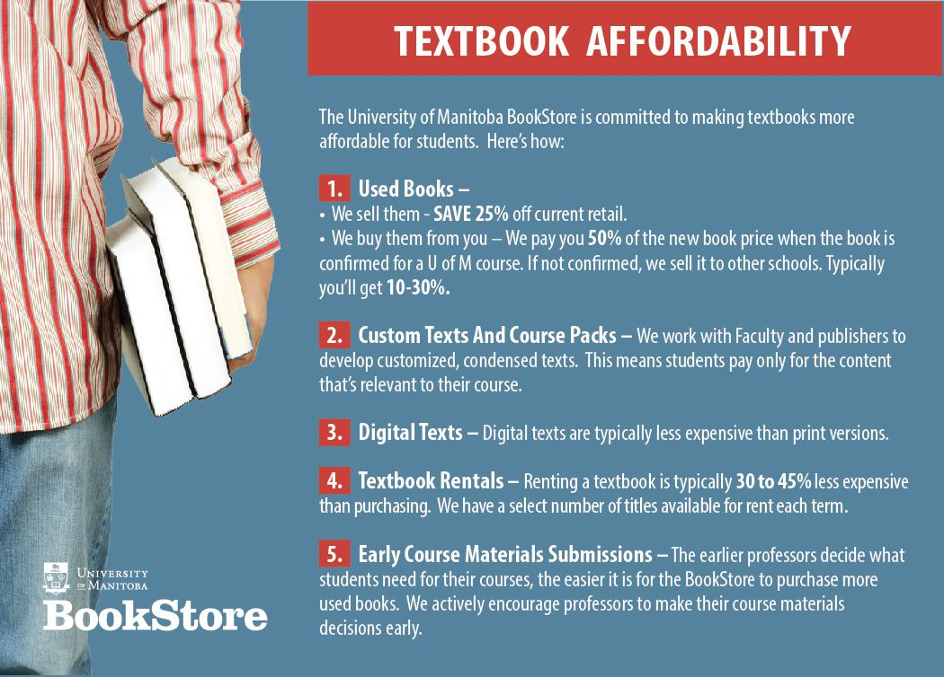 Textbook Affordability