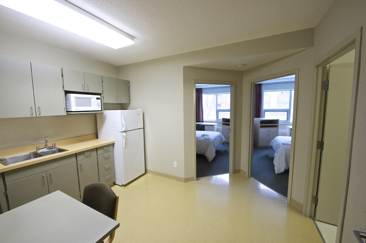 Student apartment bedroom - Student Apartment Bedroom University Of Manitoba Campus Student Residences Conferences Short Term Stays