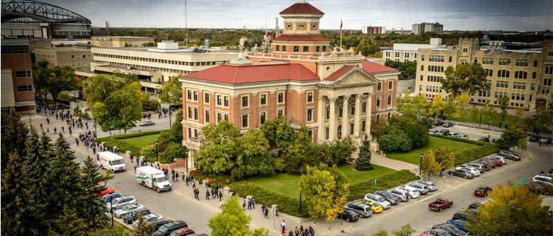 University of Manitoba - Campus Services