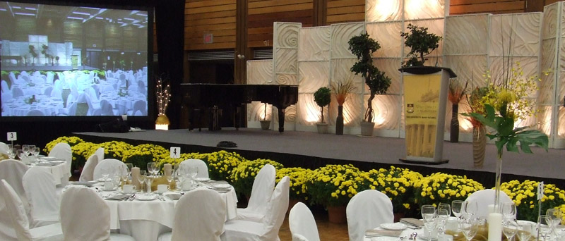 Banquet in Manitoba Room