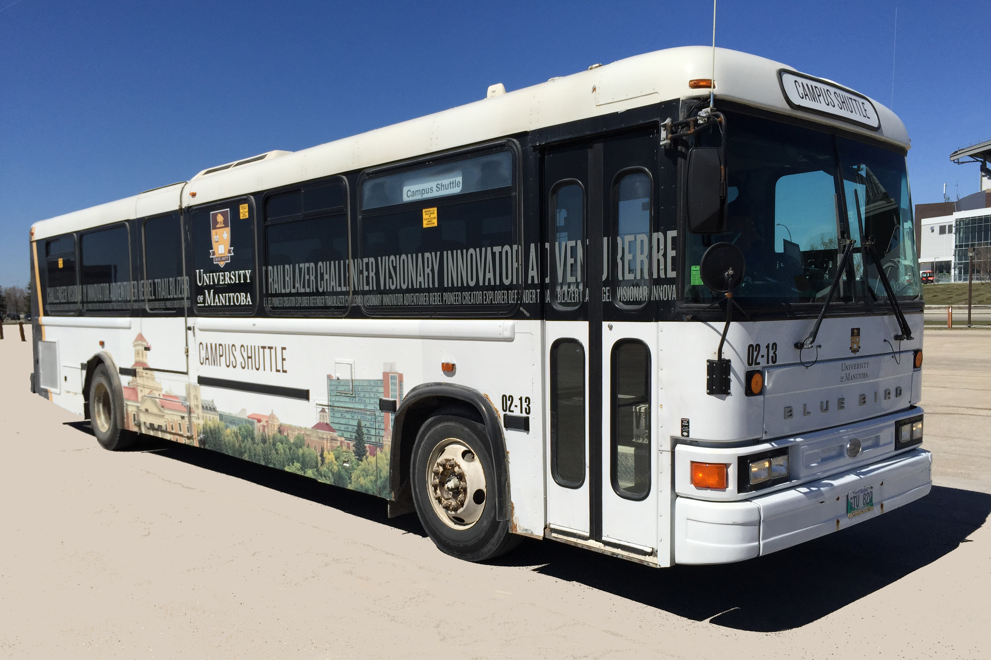 Fort Garry Shuttle Bus