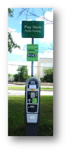 Park & Pay meter