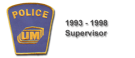 1993 security supervisor