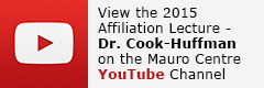 2015 Youtube Video Affiliation Lecture Dr. Cook-Huffman