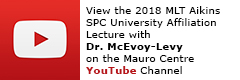 2018 MLT Aikins St. Paul's College University Affiliation Lecture - Dr. Siobhan McEvoy-Levy
