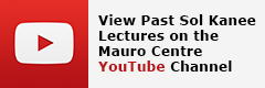 Mauro Centre Sol Kanee Lecture YouTube Playlist