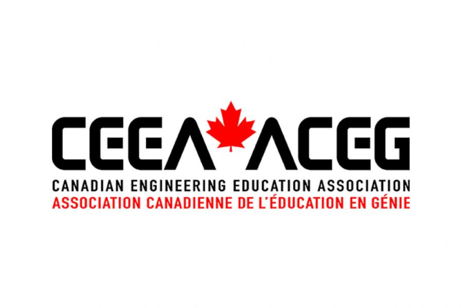 Canadian Engineering Education Association logo.