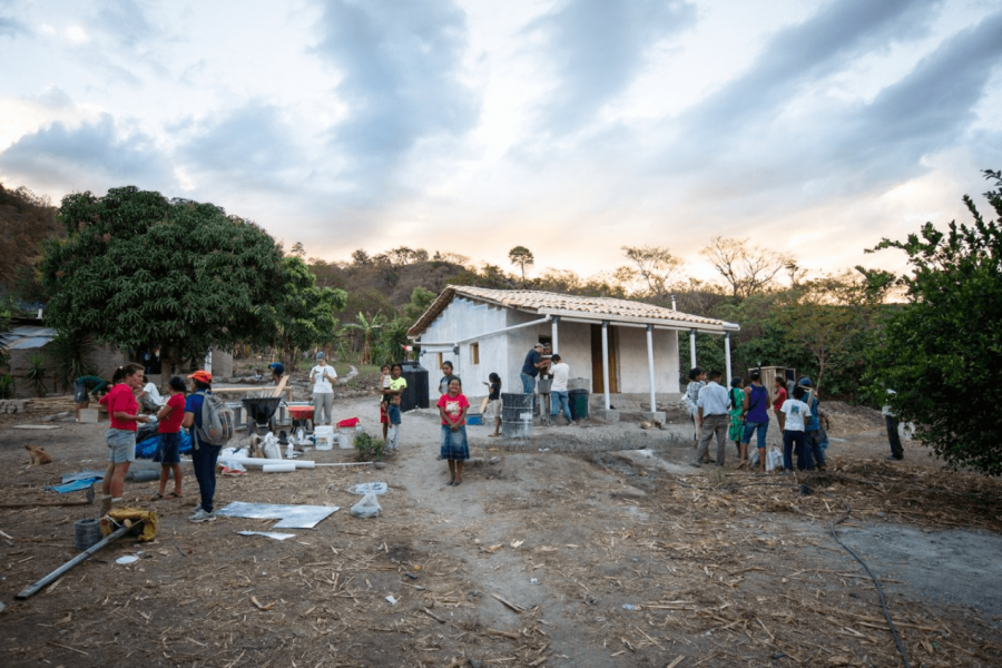 A small community in Honduras where Engineering students are finding sustainable solutions.