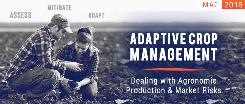 Adaptive Crop Management