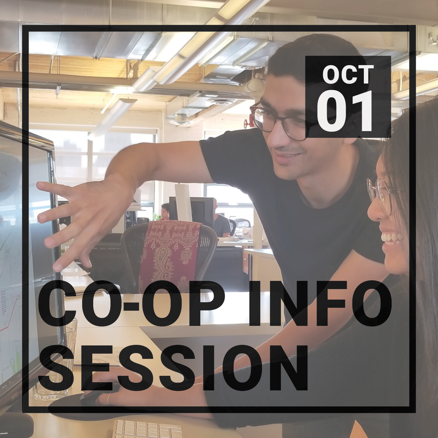 Co-op Info Session