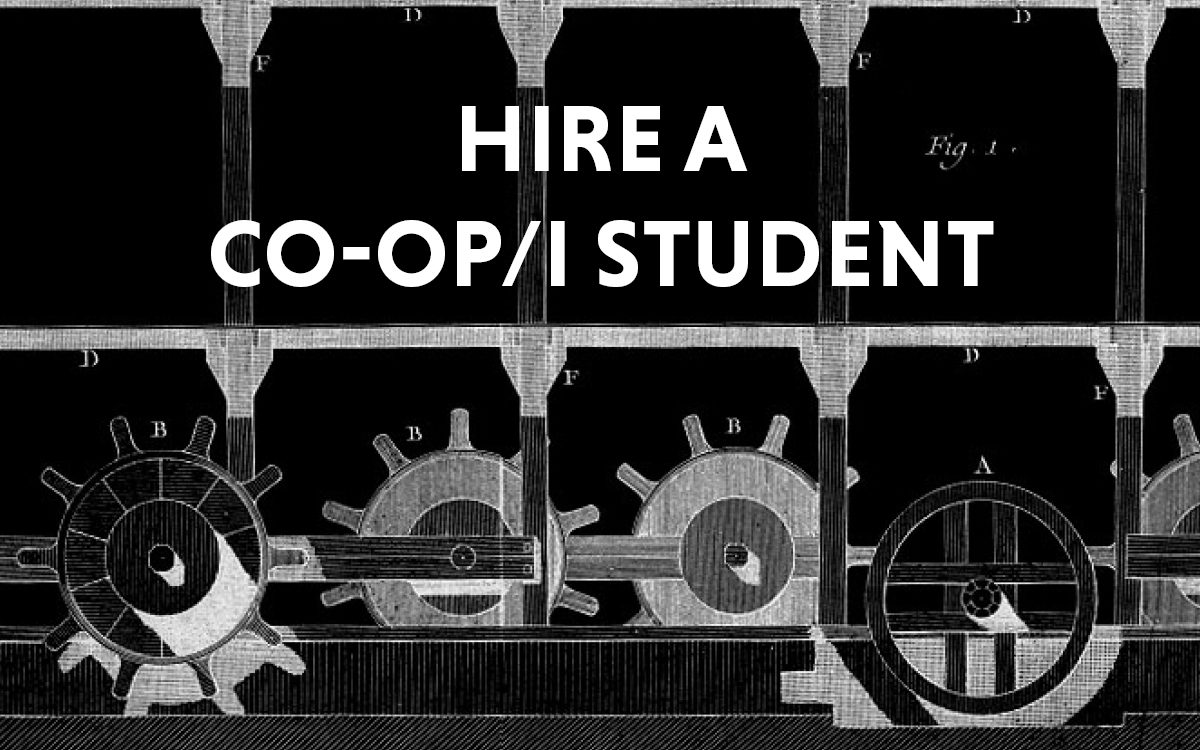 Hire a Co-op/I Student