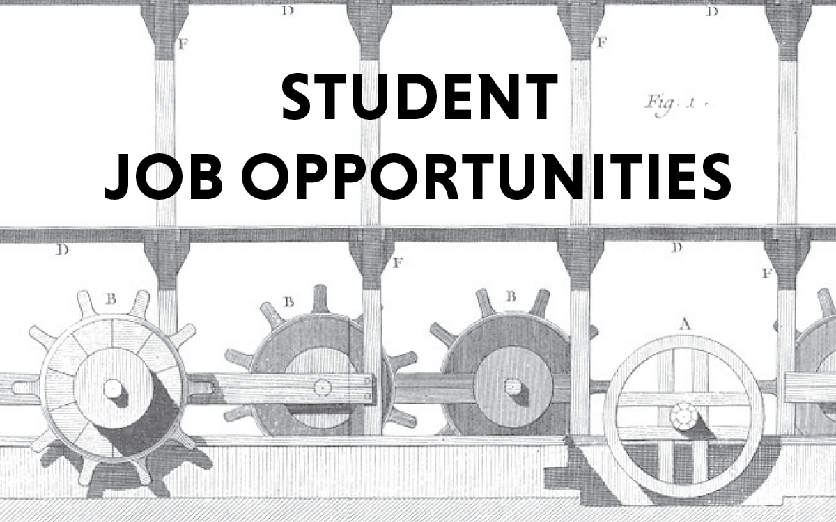 Student Job Opportunities