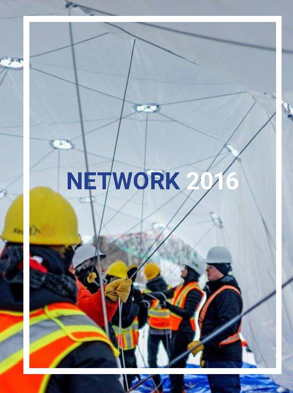 Network 2016 Cover