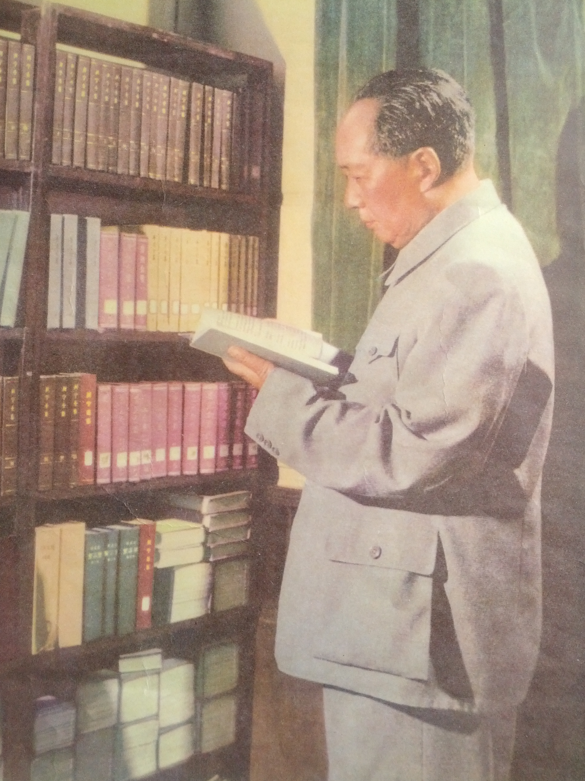 Mao in study