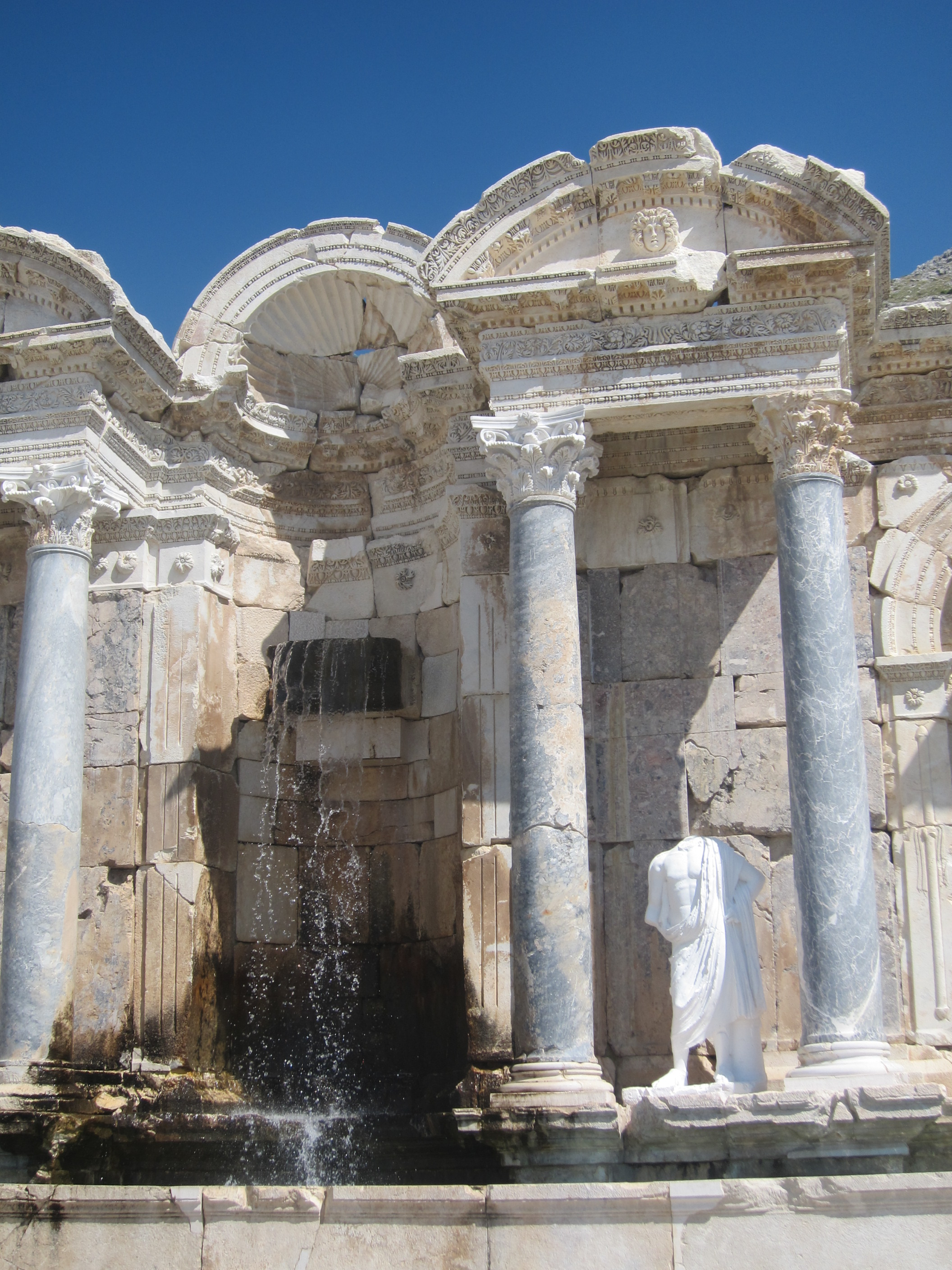 Fountain at Sagalassos