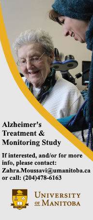 Alzheimer's Treatment & Monitoring Study