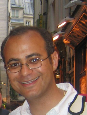 Dr. Pourang Irani, University of Manitoba