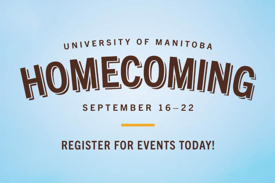 Homecoming - Register for Events button