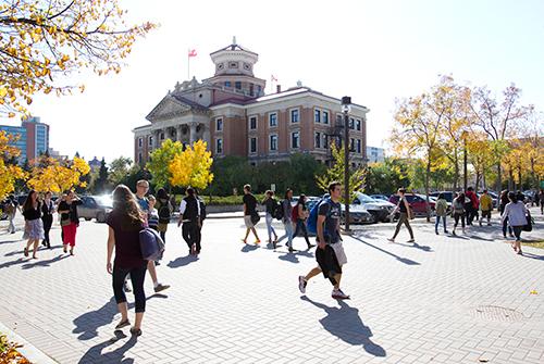 University of Manitoba - Graduate Studies -