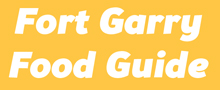 Fort Garry Campus Food Guide