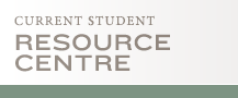 student resouce centre button - click to access