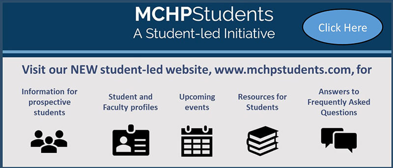 MCHP Student-Led Website