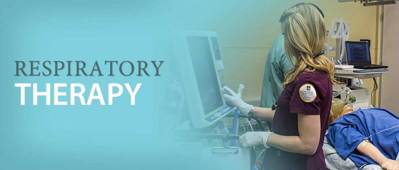 Respiratory Therapy science subjects for college