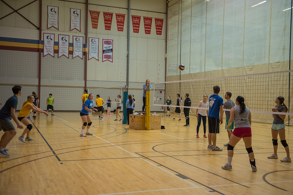 University Of Manitoba Recreation Services Volleyball Co Ed