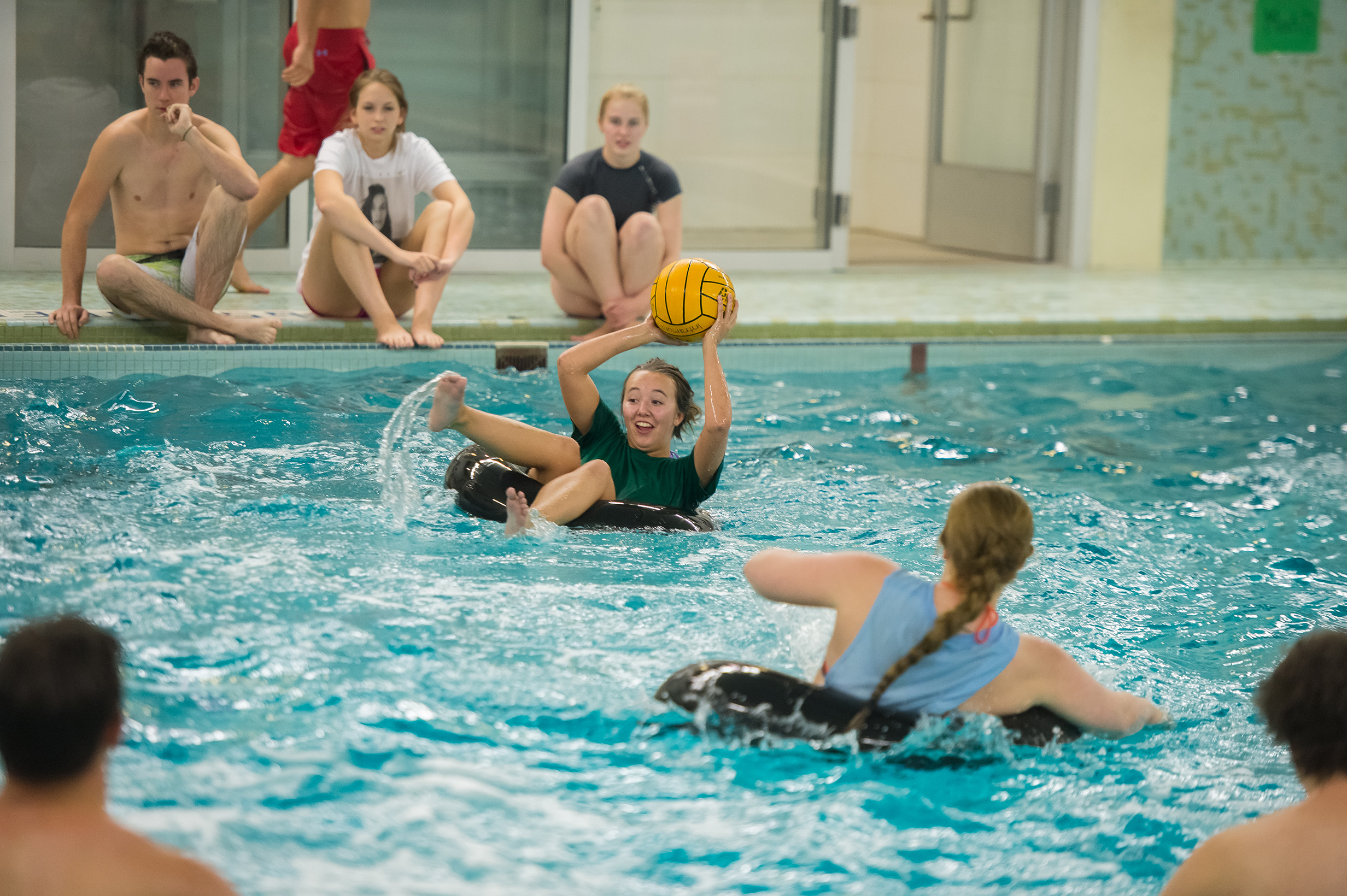 Water polo winnipeg