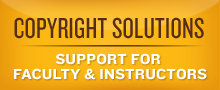 Copyright solutions