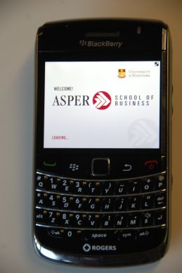 Asper School of Business Mobile App