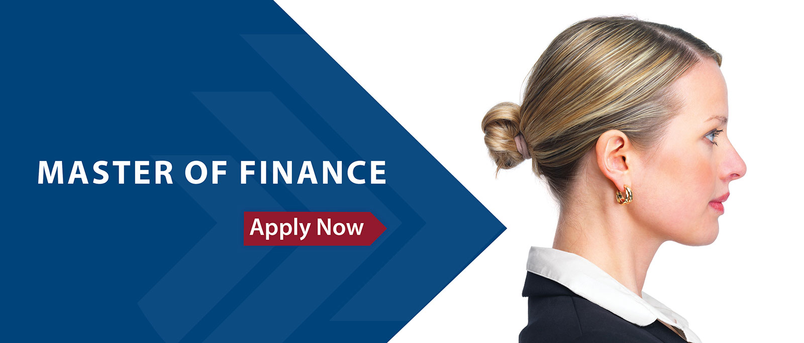 Master of Finance - Apply Now.