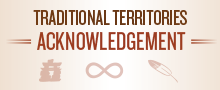 Traditional Territories Acknowledgement