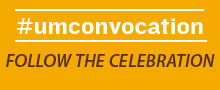 Follow the Convocation Celebration