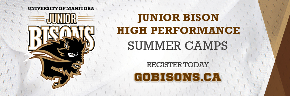 apply for junior bison high performance summer camps