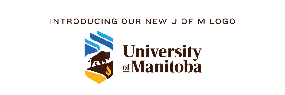 Introducing our new U of M logo