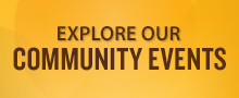 Explore our community events