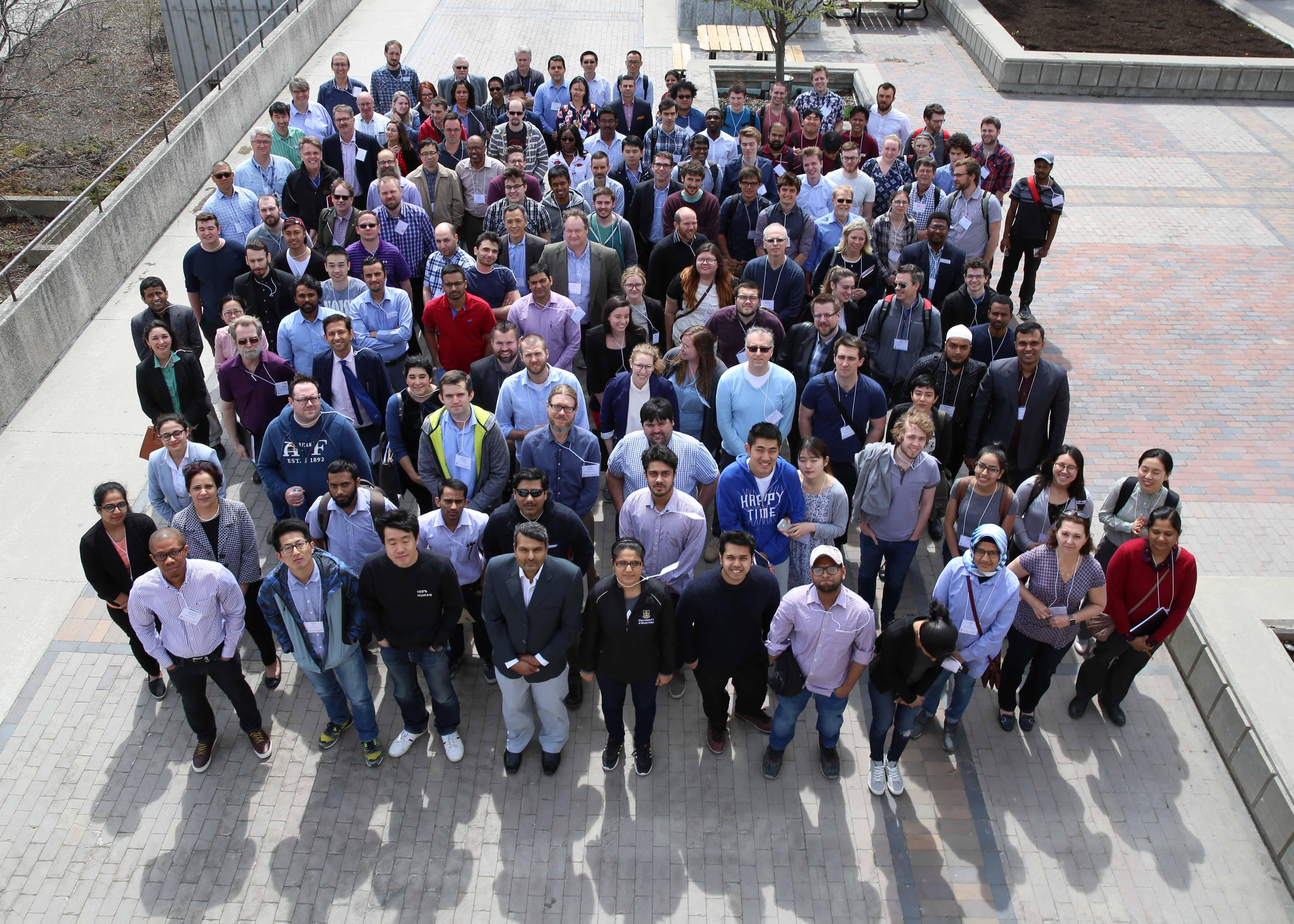 MMC 2018 attendees