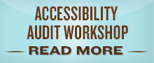 Accessibility Audit Workshop