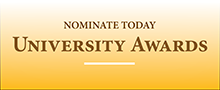 University Award Nominations